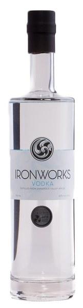 Ironworks Vodka 375ml