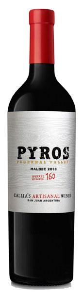 Pyros Barrel Selected Malbec