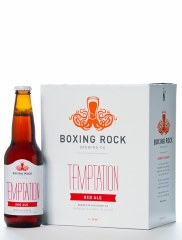 Boxing Rock Temptation Red 6P