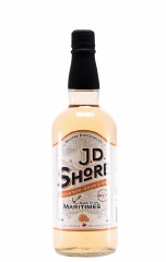 JD Shore Gold Rum 750ml