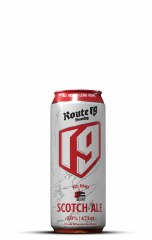 Route 19 Red Rows Scotch Ale