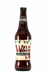 Wyld Wood Organic Apple Cider