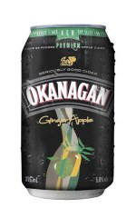 Okanagan Ginger Apple 6x355ml