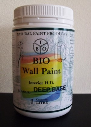 Bio Wall Paint Deep Base 1L