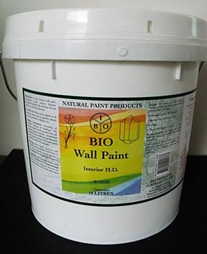 Bio Wall Paint White 10L