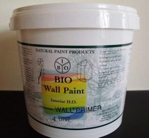 Bio Wall Primer 4 Litres