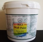 Bio Wall Paint Deep Base 4L