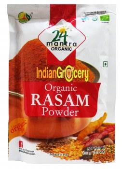 24 Mantra Organic Rasam Powder 100g
