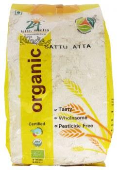24 Mantra Organic Sattu Atta 2lb