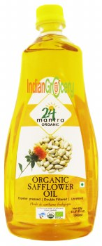 24 Mantra Organic Safflower Oil 1l