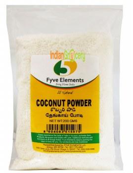 5 Elements Coconut Powder 200g
