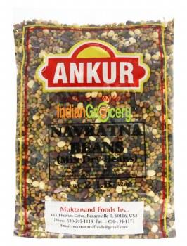 Ankur Navratna Beans 2lb