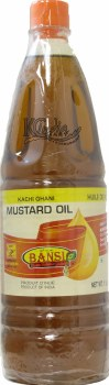 Bansi Mustard Oil 1l