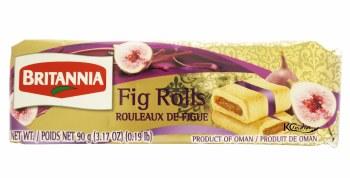 Britannia Fig Roll 90g