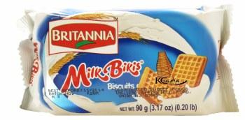 Britannia Milk Bikkies 3.17oz