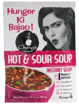 Ching's Hot & Sour Soup 50g