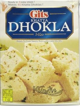 Gits Khatta Dhokla Mix 200g