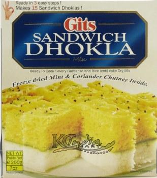 Gits Sandwich Dhokla 200g