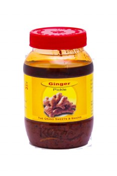 Grand Sweets Ginger Pickle 500g
