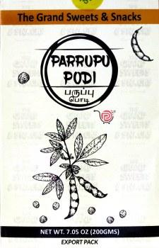 Grand Sweets Paruppu Podi 200g