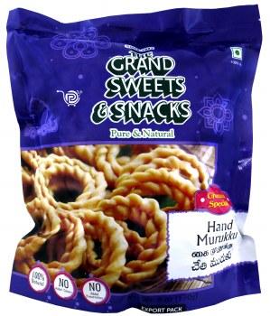 Grand Sweets Kai Hand Murukku 170g