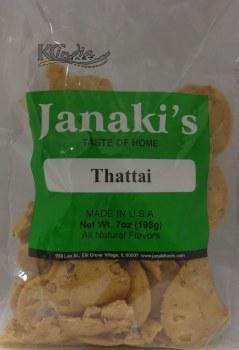 Janaki Thattai 200g