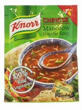 Knorr Manchow Noodle Soup Hong Kong