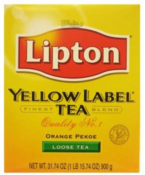 Lipton Yellow Label Tea 900g
