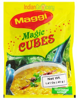 Maggi Veg Magic Cubes 45g