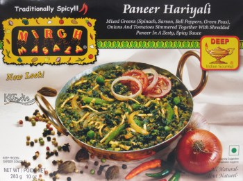 Mirch M Paneer Haryali 10oz