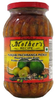 Mother's Punjabi Pachranga 500g
