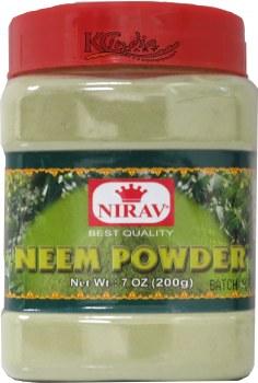 Nirav Neem Powder 200g