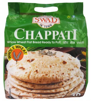 Swad Chapathi Value Pack 30pcs