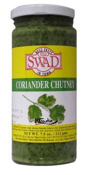 Swad Coriander Chutney 212g