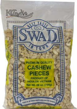 Swad Cashew Pieces 28oz