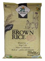 24 Mantra Organic Brown Sona Masoori 10lb