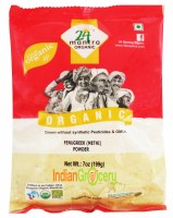 24 Mantra Organic Methi Powder 200g