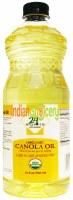 24 Mantra Organic Canola Oil 1l