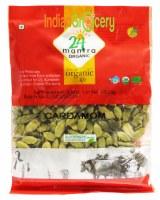 24 Mantra Organic Cardamom Green 100g