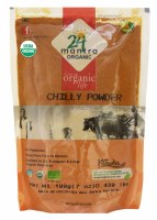 24 Mantra Organic Chilli Powder 200g