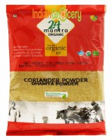 24 Mantra Organic Corriander Powder 200g