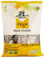 24 Mantra Organic Rice Flour 4lb