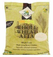 24 Mantra Organic Whole Wheat Atta 1kg