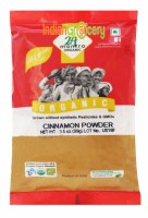 24 Mantra Organic Cinnamon Powder 100g