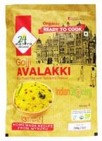 24 Mantra Organic Gojji Avalakki 200g