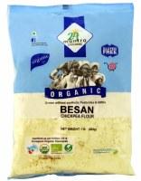 24 Mantra Organic Besan 1lb