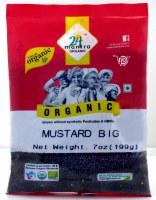 24 Mantra Organic Big Mustard Seeds 200g
