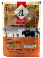 24 Mantra Organic Cinnamon Powder 100g