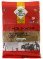 24 Mantra Organic Cumin Powder 100g