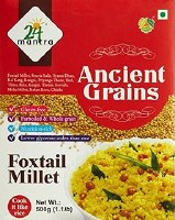 24 Mantra Organic Foxtail Millet 500g